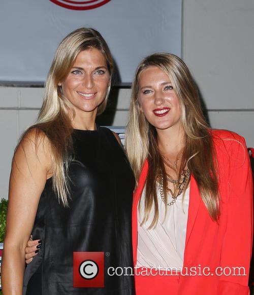 Gabrielle Reece and Victoria Azarenka 5