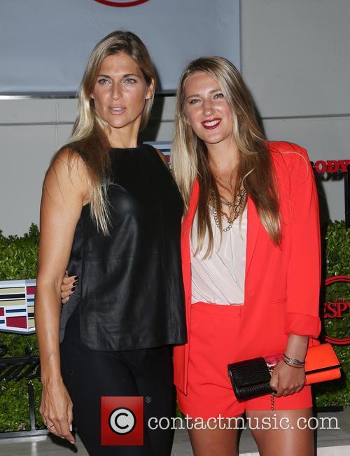 Gabrielle Reece and Victoria Azarenka 6