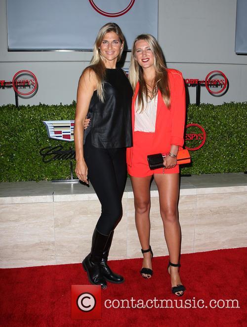 Gabrielle Reece and Victoria Azarenka 7