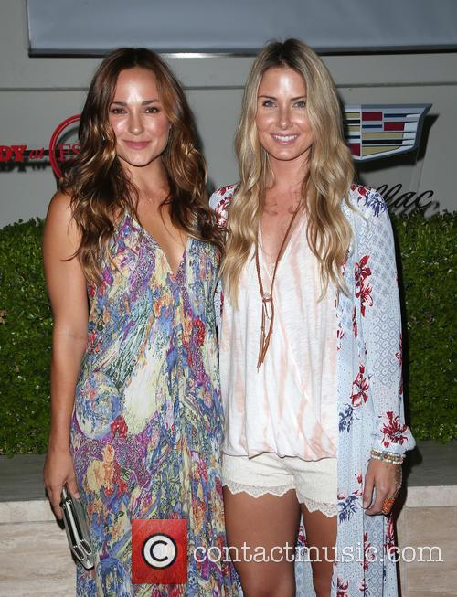 Briana Evigan and Vanessa Lee Evigan 10