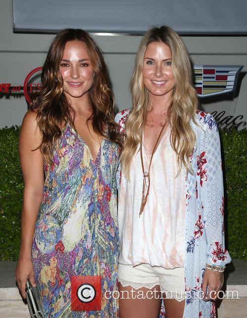 Briana Evigan and Vanessa Lee Evigan 11