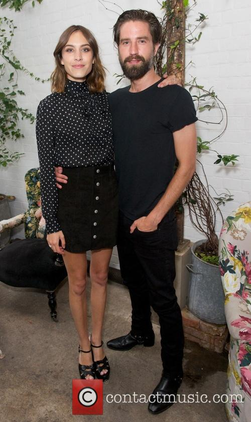 Alexa Chung and Jack Guinness 2