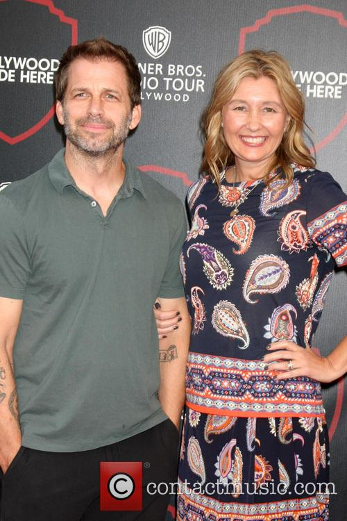Zach Snyder and Deborah Snyder 2