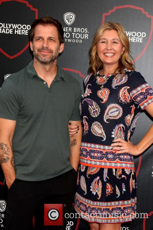 Zach Snyder and Deborah Snyder 1