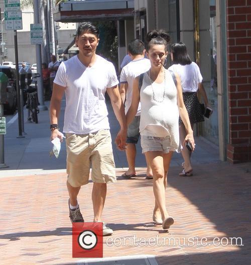 Brian Tee and Mirelly Taylor 6