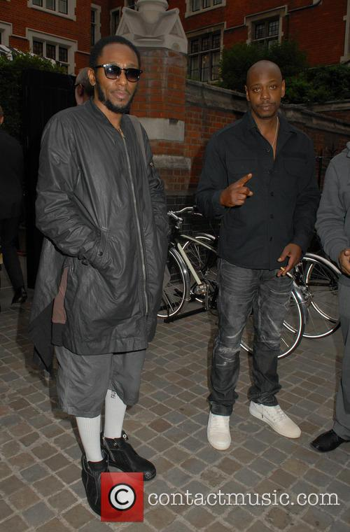 Mos Def and Dave Chappelle 3