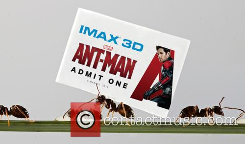 Ant-sized Ticket, Super-sized Imax Experience, Tiny Imax Tickets Hidden and In Uk Cities 2