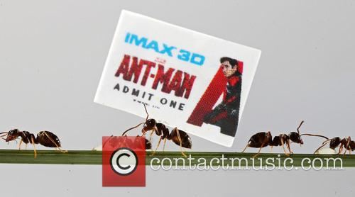 Ant-sized Ticket, Super-sized Imax Experience, Tiny Imax Tickets Hidden and In Uk Cities 11