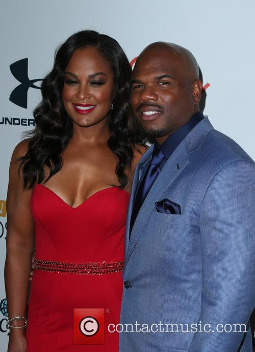 Laila Ali and Curtis Conway 3