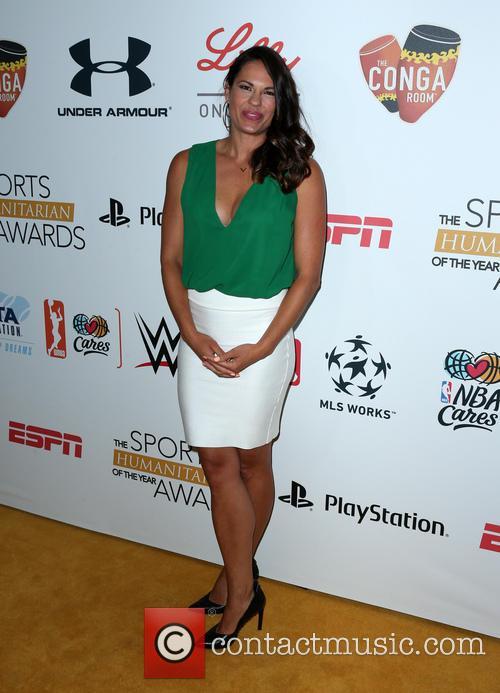 Jessica Mendoza 2