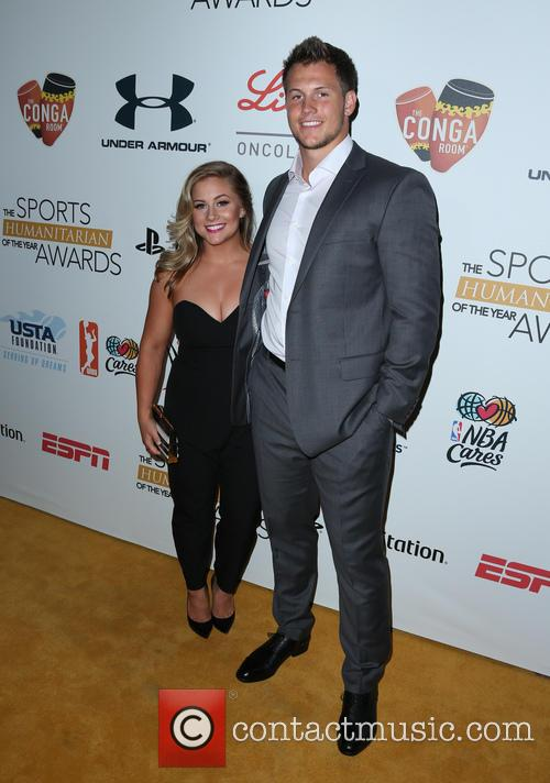 Shane West and Shawn Johnson 4