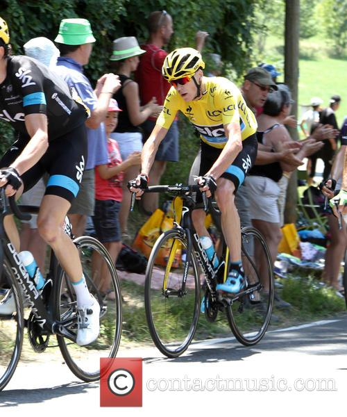 Chris Froome 9