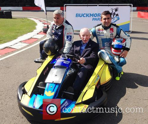 Paul Hollywood, John Surtees and Scott Malvern 4