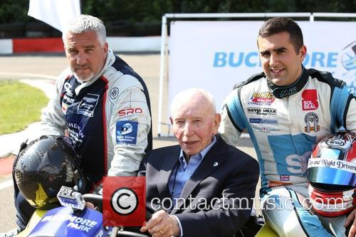 Paul Hollywood, John Surtees and Scott Malvern 5