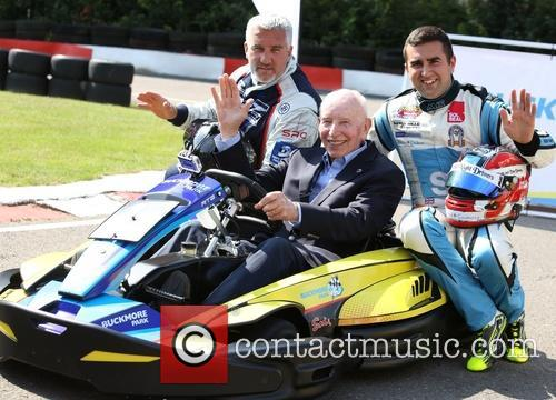Paul Hollywood, John Surtees and Scott Malvern 1