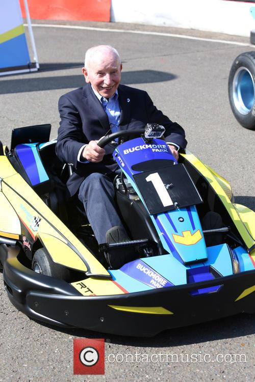 The Launch of new race karts at Buckmore...
