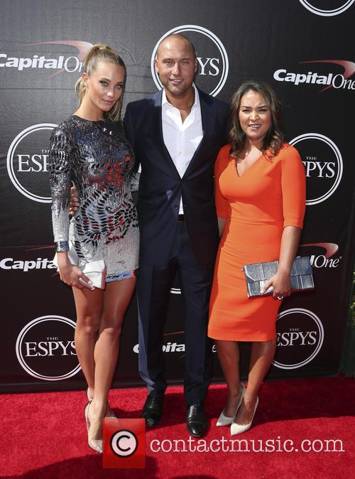 Derek Jeter and Hannah Davis 1