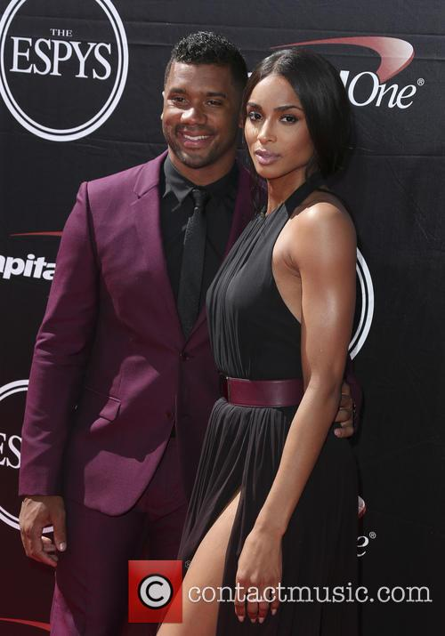 Ciara and Russell Wilson 5