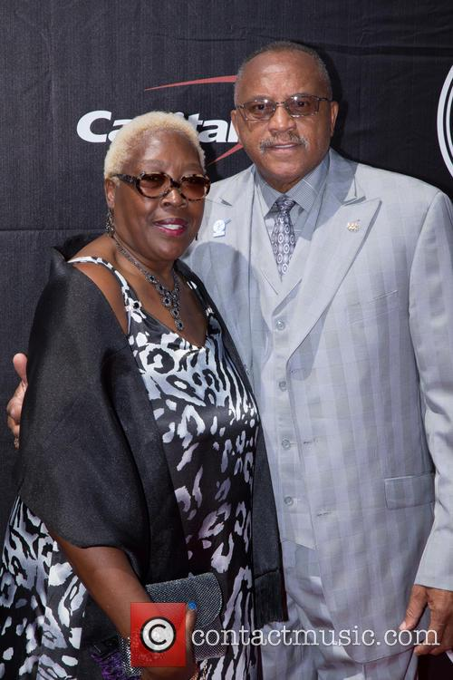 Deloris Smith and Tommie Smith 3