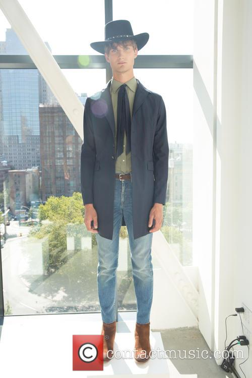 New York Fashion Week, S, Men's S, J and Lindeberg 2