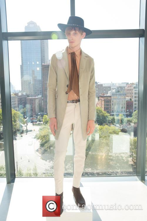 New York Fashion Week, S, Men's S, J and Lindeberg 4