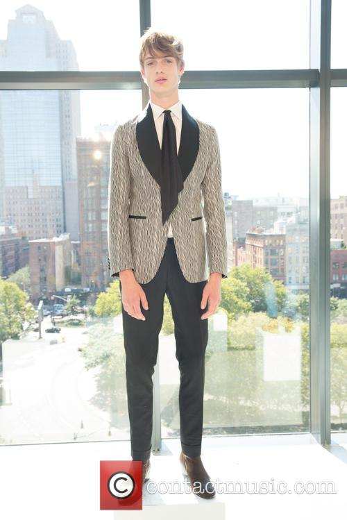 New York Fashion Week, S, Men's S, J and Lindeberg 9
