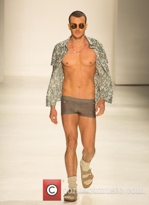 New York Fashion Week, S, Men's S, Parke and Ronen 3