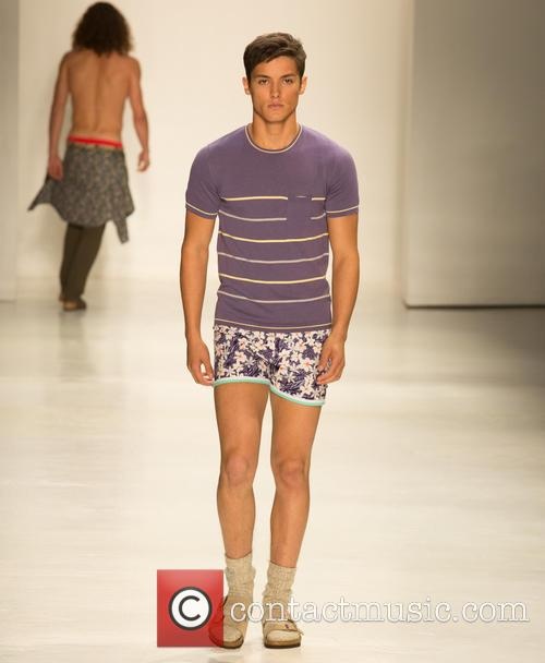 New York Fashion Week, S, Men's S, Parke and Ronen 11
