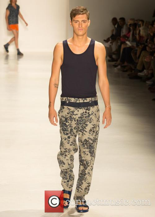 New York Fashion Week, S, Men's S, Parke and Ronen 1