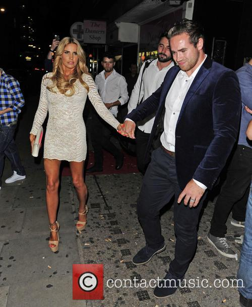 Katie Price and Kieran Hayler 9