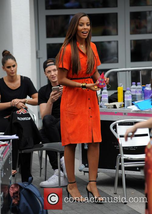 Rochelle Humes 8