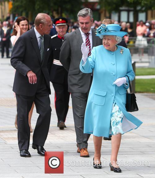 Queen Elizabeth Ii and Prince Philip 6