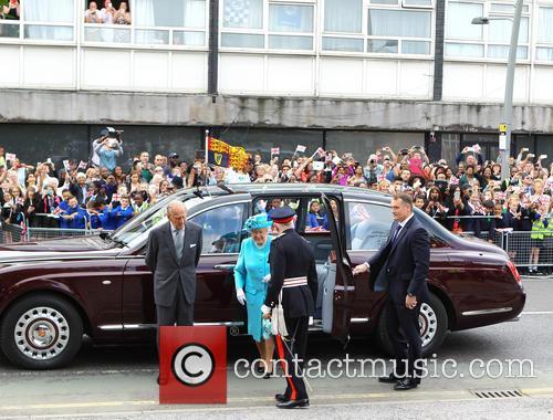 Queen Elizabeth Ii and Prince Philip 8
