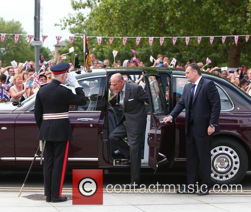 Royal visit Dagenham