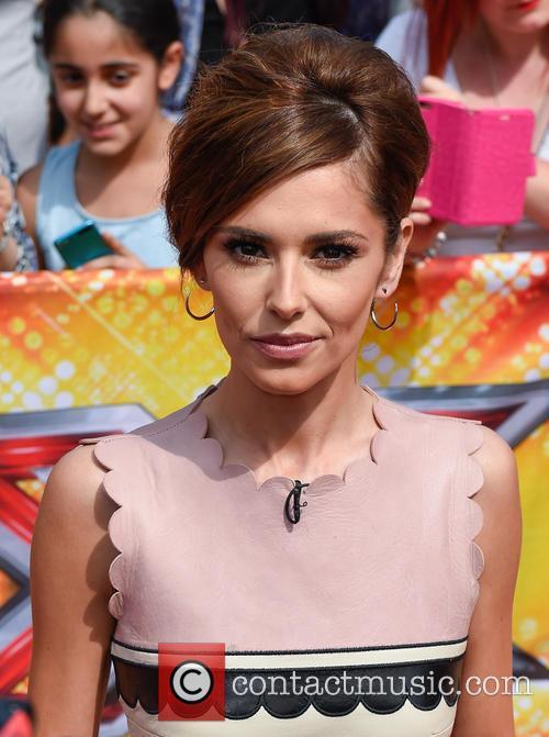 Awkward! Cheryl Fernandez-versini Is Mistakenly Called Cheryl Cole By Fellow 'X-factor' Judge Nick Grimshaw