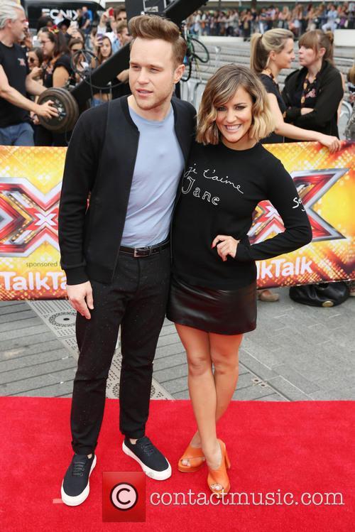 Olly Murs and Caroline Flack 11