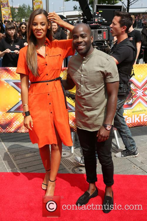 Rochelle Humes and Melvin Odoom 10