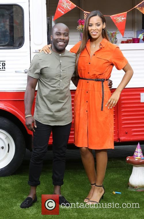 Rochelle Humes and Melvin Odoom 5