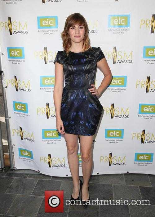 Prism Awards and Alison Haislip