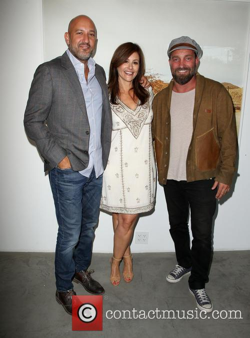 Steph Sebbag, Pamela Littky and Brian Bowen Smith 9