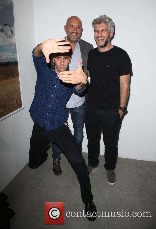 Nev Schulman, Steph Sebbag and Max Joseph 5