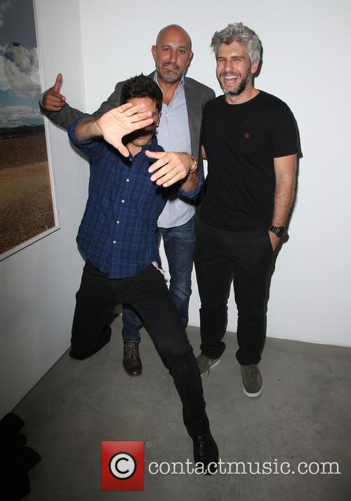 Nev Schulman, Steph Sebbag and Max Joseph 6