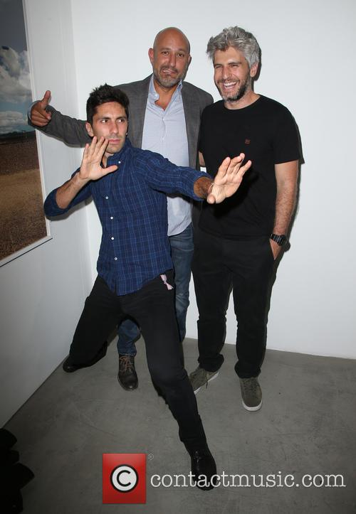Nev Schulman, Steph Sebbag and Max Joseph 7