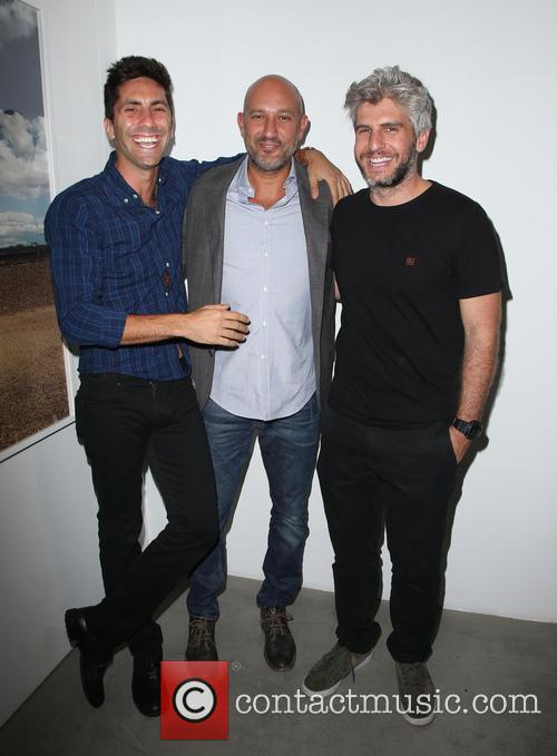 Nev Schulman, Steph Sebbag and Max Joseph 9