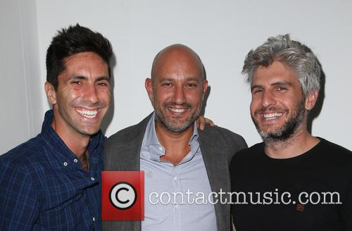 Nev Schulman, Steph Sebbag and Max Joseph 10