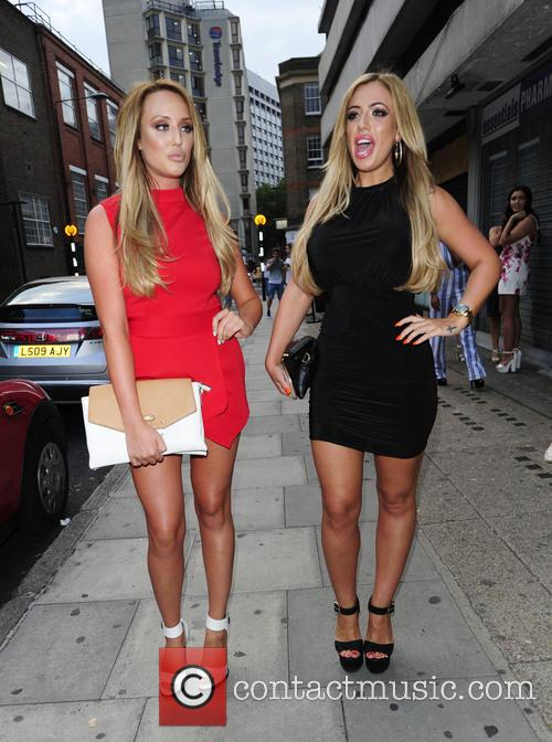 Crosby and Holly Hagan 1