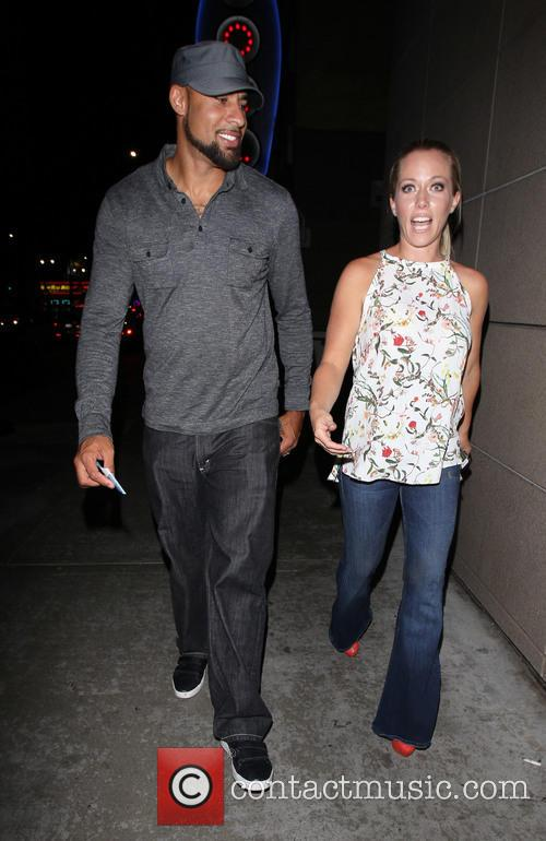 Kendra Wilkinson and Hank Baskett 3