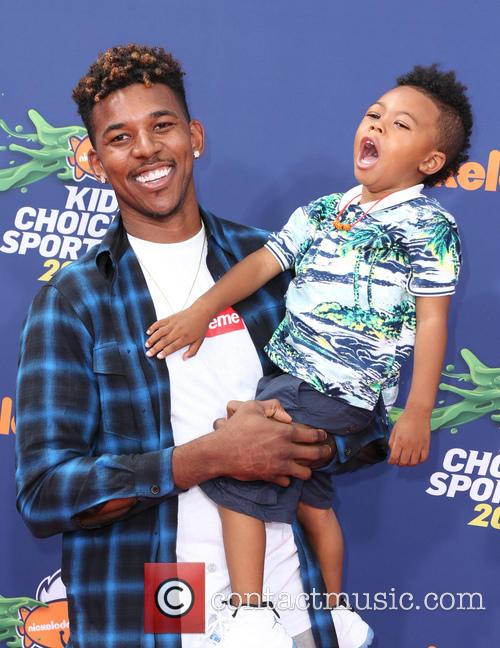 Nick Young and Jr. 2