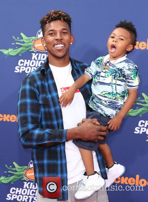 Nick Young and Jr. 1