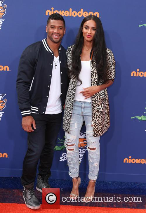 Ciara and Russell Wilson 4
